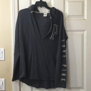PInk Sweatshirt Size Medium
